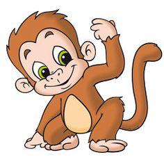 Mini Painel Macaco E.V.A  - EXTRA FESTAS