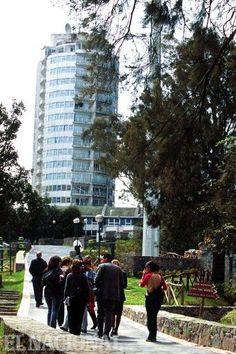 Hotel Humboldt en el Parque Nacional El Ávila (DAVID MARIS / ARCHIVO EL NACIONAL)