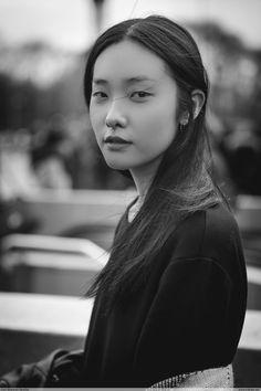 Ji Young Kwak Chanel - Paris Fashion Week PAP AW15