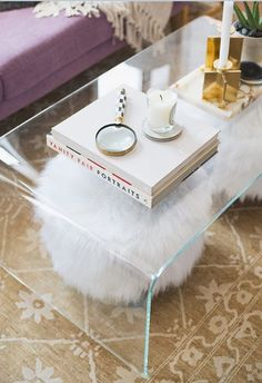 Tips to Choose Clear Acrylic Coffee Table - Once you, as the residents live in such a big house or apartment, you can take a charge freely of placing every kind of furniture you desire. However, this means nothing to those who live in the opposite way, which is a small living.