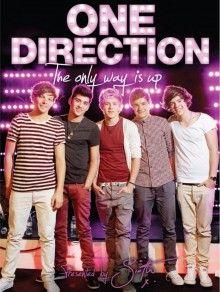 """One Direction ya tiene otro DVD sobre su trayectoria musical  Los chicos de 1D lanzaron el DVD de la gira """"Up all night"""". Pero ahora llega este nuevo documental sobre un montón de conciertos, reportajes de cómo empezaron y hasta donde han llegado.  """"The only way is up"""" es un título muy positivo: el único camino es ir hacia arriba. ¡Así se hace! El DVD saldrá a la venta el 7 de agosto.  No os perdáis este adelanto:                    Fuente: Beautifulballad"""