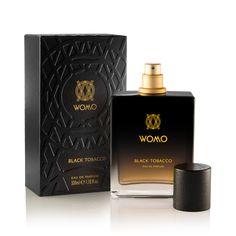 Eau de Parfum - Black Tobacco - WOMO