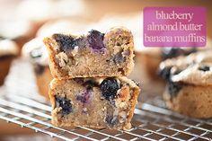 Blueberry Blender Muffins - gluten free and no refined sugar! | eBay