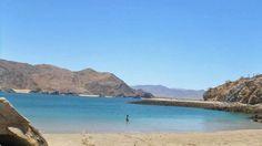 San Luis Gonzaga (Gonzaga Bay), #Baja California, Mexico.
