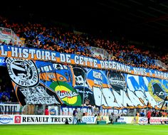@Montpellier supporters del MHSC #9ine