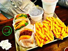 Shake Shack on Lincoln Road Mall - South Beach