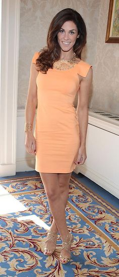 The Cari annual Charity Fashion Show and Lunch hosted by Miriam Ahern took place at The Shelbourne Hotel Dublin -  Glenda Gilson