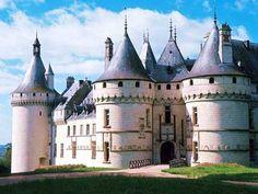 Fantasy Landscape With Medieval Castle | fantasy-castle | Buildings |