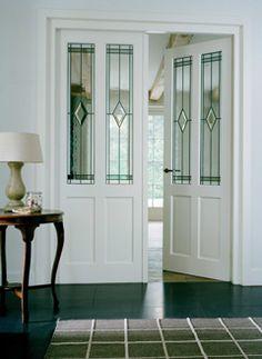 The easy option... Weekamp Deuren -- Binnendeuren -- Glas-in-lood