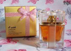 A Wish, perfume feminino da Lonkoom