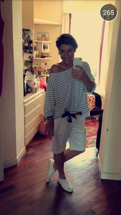 Look Navy - Capri