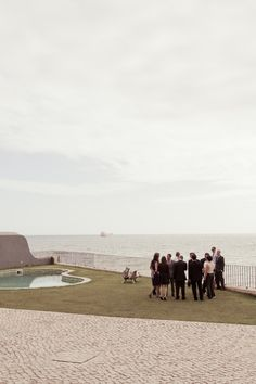 Wedding Venue by the sea // Estoril, Portugal