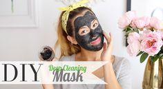 DIY Volcanic Blackhead Remover Face Mask | ANNEORSHINE