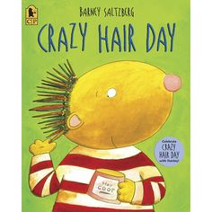 Booktopia has Crazy Hair Day Big Book, Candlewick Press Big Book by Barney Saltzberg. Buy a discounted Paperback of Crazy Hair Day Big Book online from Australia's leading online bookstore. Crazy Hair Day At School, Crazy Hair Days, School Stuff, Crazy Hair Day For Teachers, School Week, Picture Day, Picture Books, Mentor Texts, School Pictures