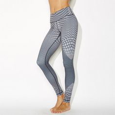 The Best Running Tights and Leggings for All Seasons | Mind Games: Vimmia Geo Wave Leggings