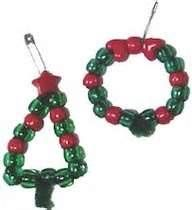 Pinterest Girl Scout Swaps - Christmas. In July day camp swap?