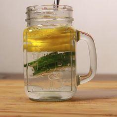 L'eau detox, la boisson fraîche et saine à boire toute l'année