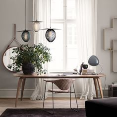 Led Wand, Dining Chairs, Dining Table, Table Lamp, Interior Accessories, Design Awards, Ceiling Lamp, Hanging Lights, Modern Lighting