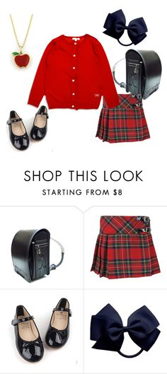 """Apple Red Fall Fun"" by bitzkidsnyc ❤ liked on Polyvore featuring Tiffany & Co."