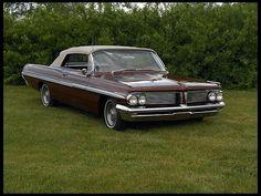1962 Pontiac Bonneville Convertible 389 CI, 4-Speed #Mecum #Harrisburg