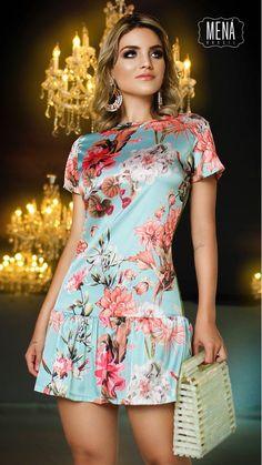 Vestido Casual, Evening Outfits, Chic Dress, Fashion Addict, Cute Dresses, Womens Fashion, Pretty, Skirts, Tops