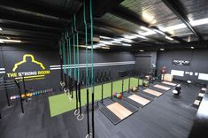 Rogue Equipped Facilities - Facility Outfitting - Gyms