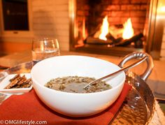 This is one of my favorite lentil soup recipes. So easy to make which rich flavor.  A hearty dinner with some crusty bread.
