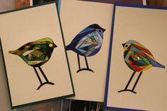 Eat Drink Paint • Kim Rempel: Iris Paper Folding