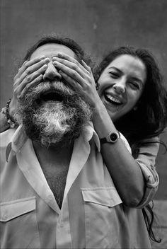 Lole Montoya y Alba Molina, en memoria del añorado Manuel