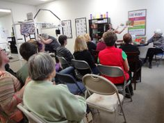 We had a good turn out at the GOLDY LUCK AND THE THREE PANDAS reading and signing at Curves for Women.