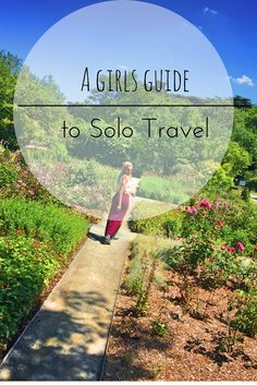 Tips on traveling solo as a woman.  https://jackieroams.com/girls-guide-solo-travel/