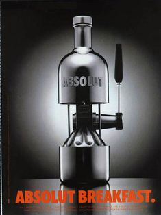 Absolut Vodka Print Advertisement 31