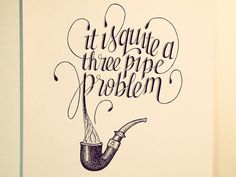 INSPIRED BY… THE HAND-LETTERING OF SEAN MCCABE