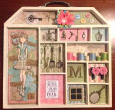 Prima Doll tag and house