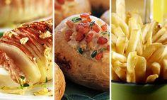 Da recheada à doce: aprenda a fazer receitas versáteis com batata