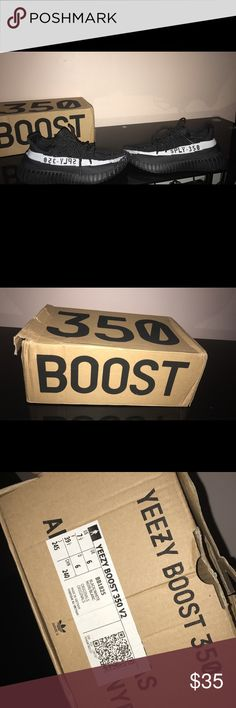 Yeezy boost v2 oreos Size 7 women Yeezy Shoes Sneakers