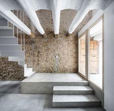 Exterior stairs design loft 68 ideas for 2019 Minimal Architecture, Architecture Details, Interior Architecture, Landscape Architecture, Landscape Design, Interior Stairs, Interior And Exterior, Interior Design, Staircase Design