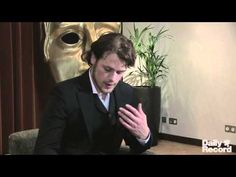 Scottish Baftas 2013 Sam Heughan he has a great voice, in addition to other nice attributes.