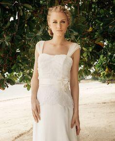 Kollektion 2013 Rembo Styling Brautkleider Modell Emma