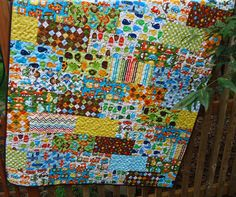 Remix Boy Quilt