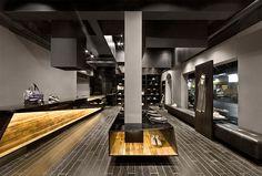 Aegis Shanghai flagship store Coordination
