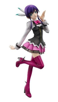 Megahouse Aquarion Evol Mikono Suzushiro EX Model PVC Figure ** You can find out more details at the link of the image.