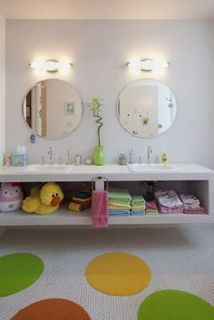 Google Image Result for http://www.videogoalcam.com/wp-content/uploads/2011/10/Contemporary-Kids-Bathroom-Polka-Dot-Style.jpg