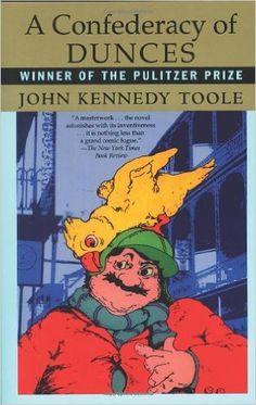 Amazon.com: A Confederacy of Dunces (9780802130204): John Kennedy Toole, Walker Percy: Books