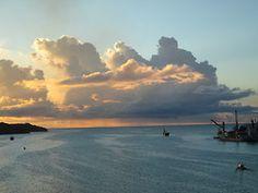 Caribbean Clouds Tumblr