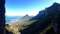 Lion's Head in the shadows of the 12 Apostles from a sheltered hovel on the climb up Woody Buttress.  This is the 4th of our 52 hikes for 2016 :) #52capetownhikes  #dayhike #weekend #lionshead #capetown #12apostles #woodybuttress by ginny_on_the_road http://ift.tt/1ijk11S