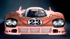 """#Porsche 917/20 """"Pink Pig"""""""