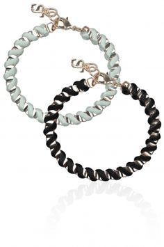 Ada Bracelets Pistache/Black