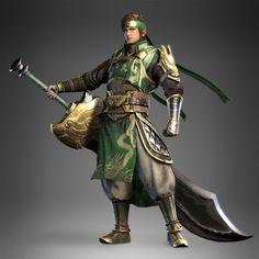 DW9 Guan Ping Shu Dynasty Warriors 9