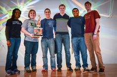 2014 Create a Masterpiece – Intercollegiate Lego® Competition – Winners, Kettering University